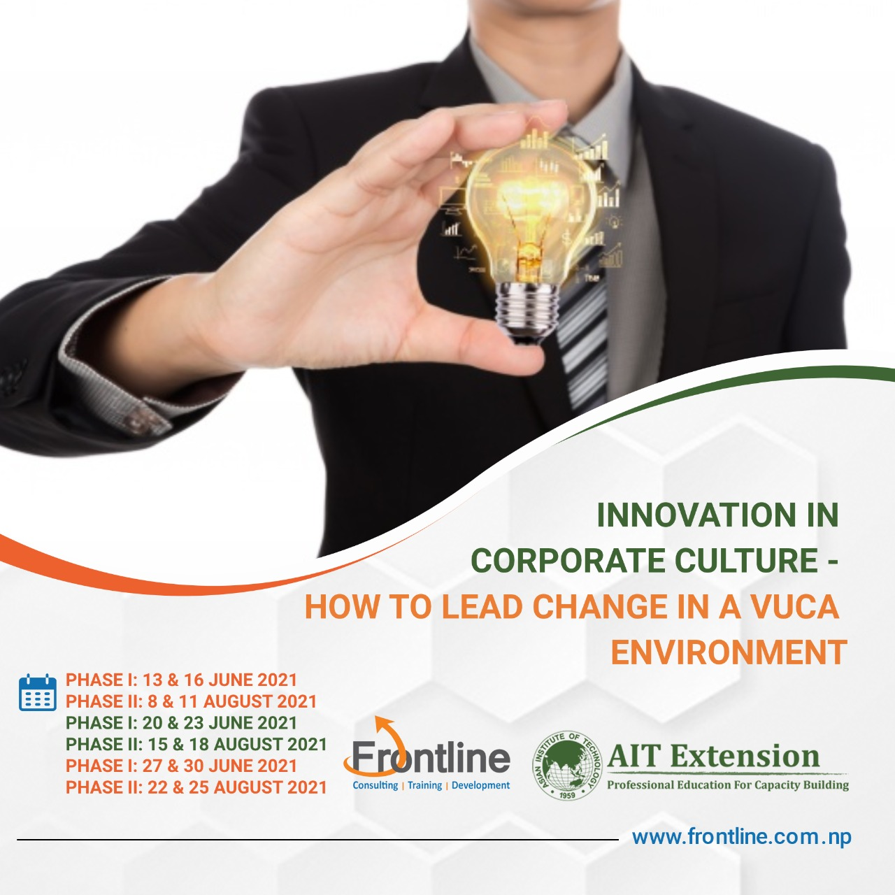 Innovation in Corporate Culture – How to lead change in a VUCA Environment