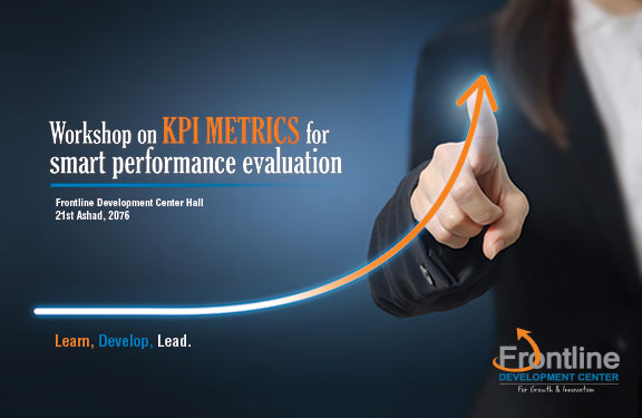 Workshop on KPI metrics for smart performance evaluation
