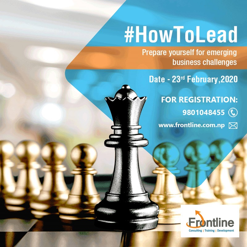 #HowToLead